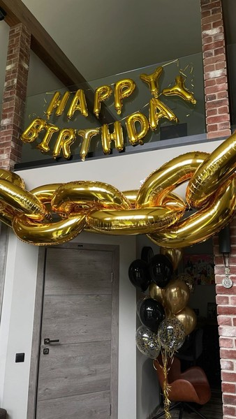Возлюбленная рэпера постаралась устроить для него идеальный день рождения
