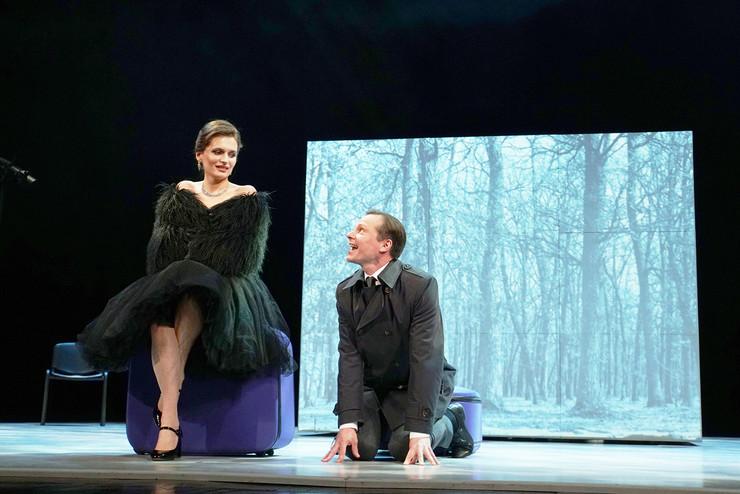 Андрей считает театр приоритетным направлением деятельности