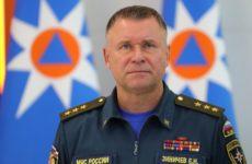 Главу МЧС России Евгения Зиничева похоронили в Санкт-Петербурге рядом с родителями
