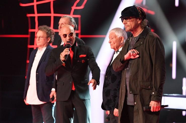 Николай продемонстрировал класс в шоу «Голос 60+»