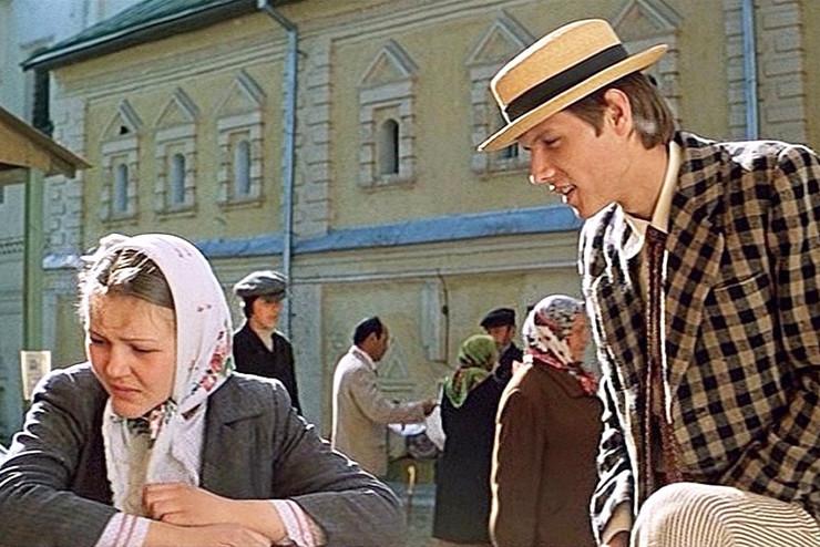 Работа в фильме «Трактир на Пятницкой» принесла Галибину широкую известность