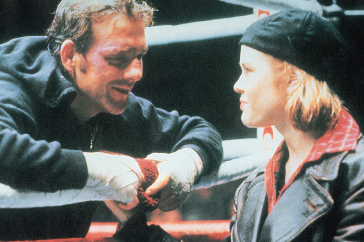 Дебра Фойер засветилась с мужем в картине «Простак»