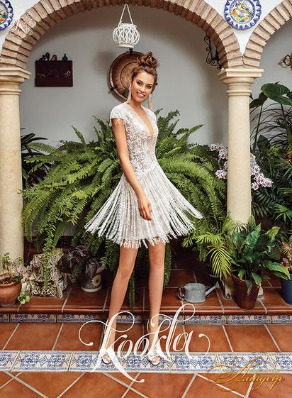 Эффектные свадебные платья