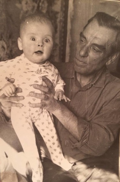 При рождении Ольга получила фамилию Голяк