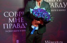 «Мог бы сняться и в порно»: Павел Прилучный на премьере фильма «Соври мне правду»