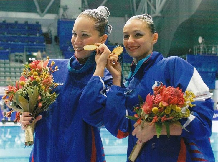 Мария Киселева и Ольга Брусникина завоевали первое российское олимпийское золото в синхронном плавании