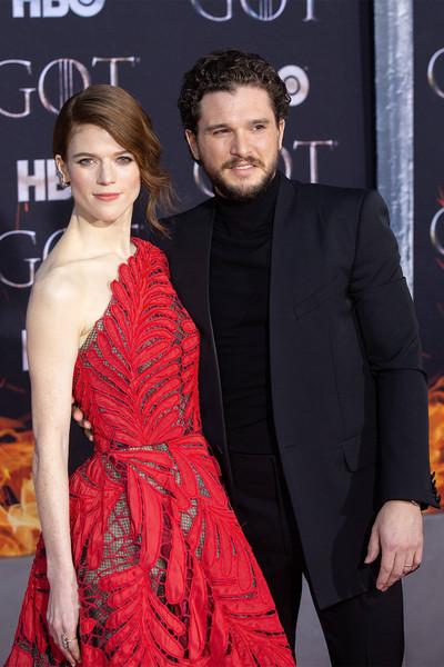 Актеры «Игры престолов» счастливы в браке