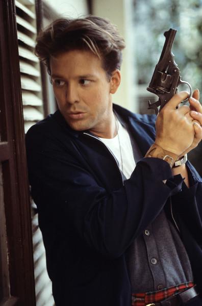 «Город в страхе» стал одним из первых известных фильмов актера