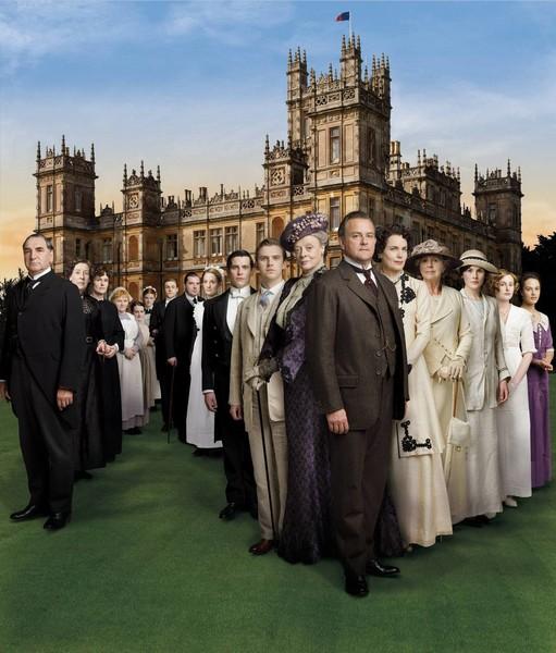 «Аббатство Даунтон» стал любимым сериалом британской королевской семьи