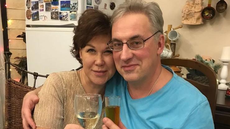 В прошлом году жена Норкина умерла