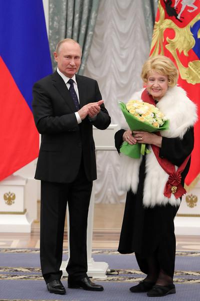 Широкое распространение получило письма Татьяны Васильевны Владимиру Путину