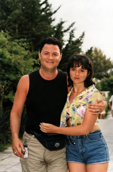 Брак Леонидова с Анной Банщиковой распался через несколько лет