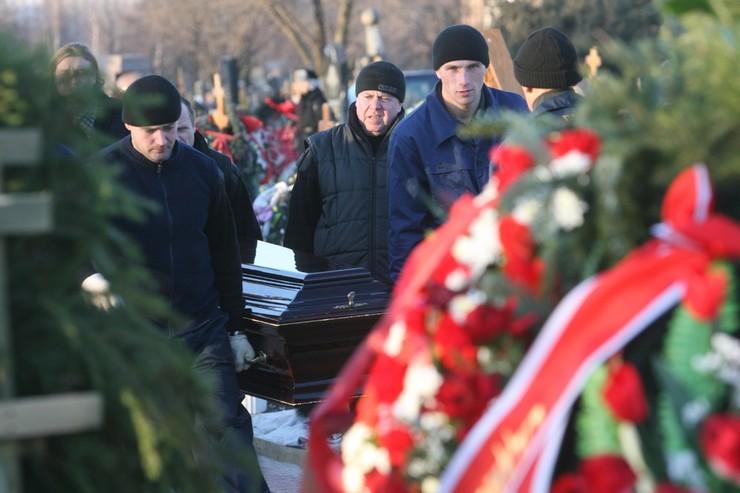 Бачинского похоронили на Троекуровском кладбище