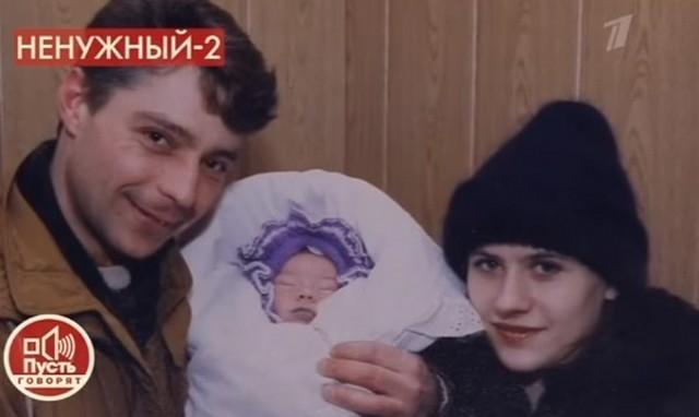 Родители отдали Максима в детский дом