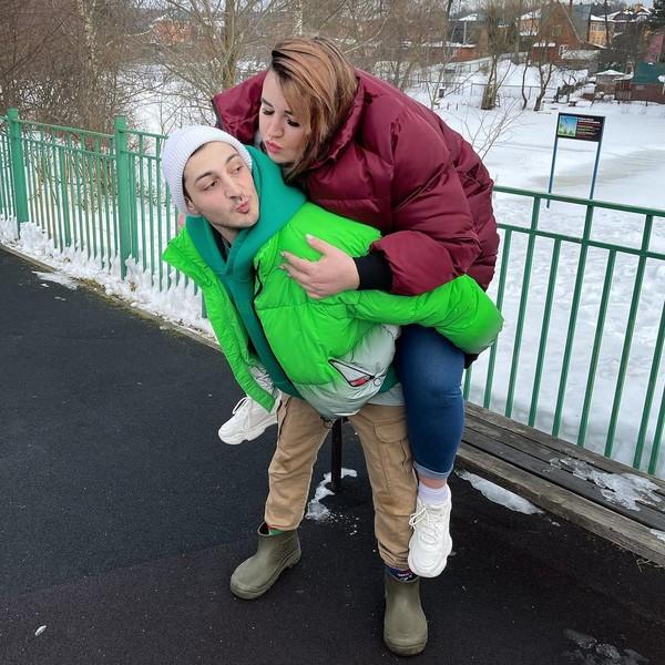 Саша Черно и Иосиф Оганесян любят пошутить на тему лишнего веса