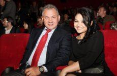 Дочь Сергея Шойгу впервые стала мамой