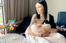 Анастасия Приходько пожаловалась на трудности материнства: «Хочется плакать от усталости»
