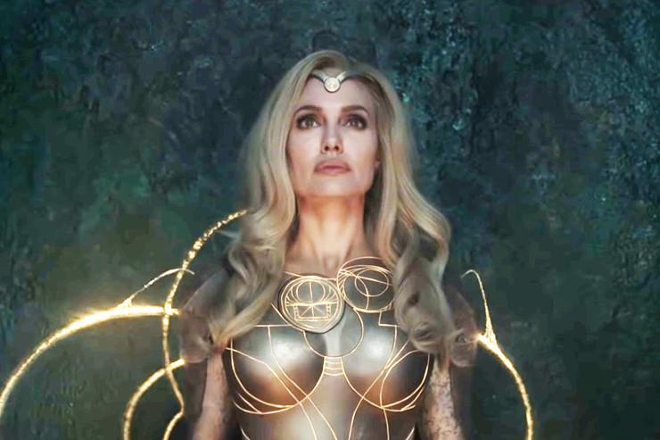 Главную роль в картине исполнила Анджелина Джоли