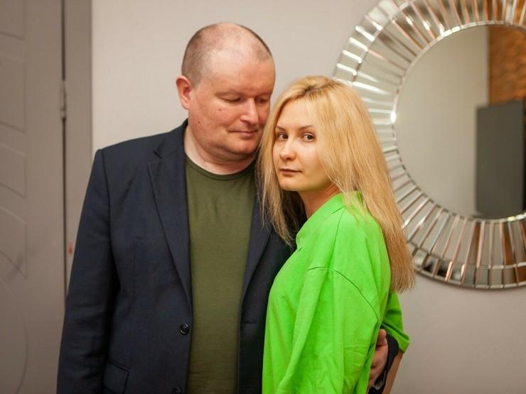 Николай Должанский и Катя Богданова