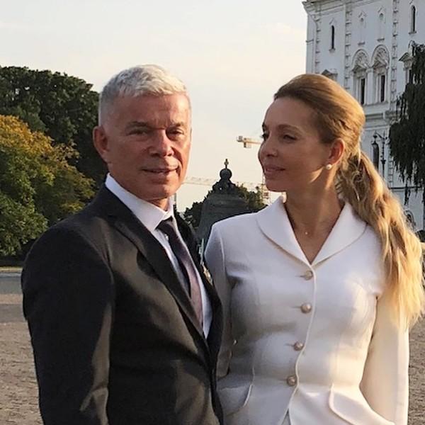 Супруга Газманова на 18 лет младше его, но влюбленные никогда не ощущали эту разницу в возрасте