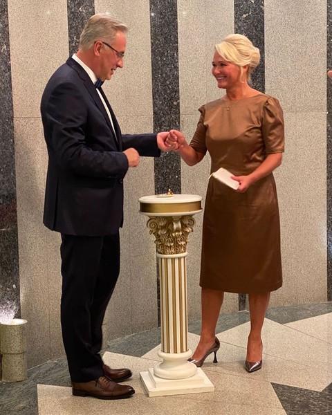 Телеведущий Андрей Норкин поделился радостным событием с поклонниками