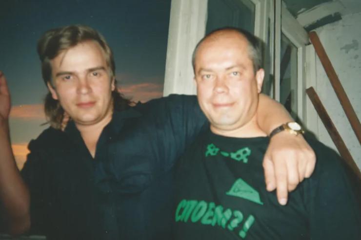 Николай Лещуков дружил с Игорем Малаховым