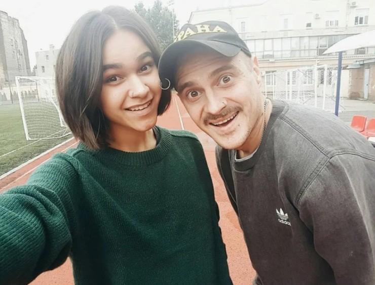 Ирина Смелая и Илья Прусикин