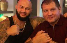 Александр Емельяненко: «Джиган жирный, как булка с маслом. Он еле ходит»