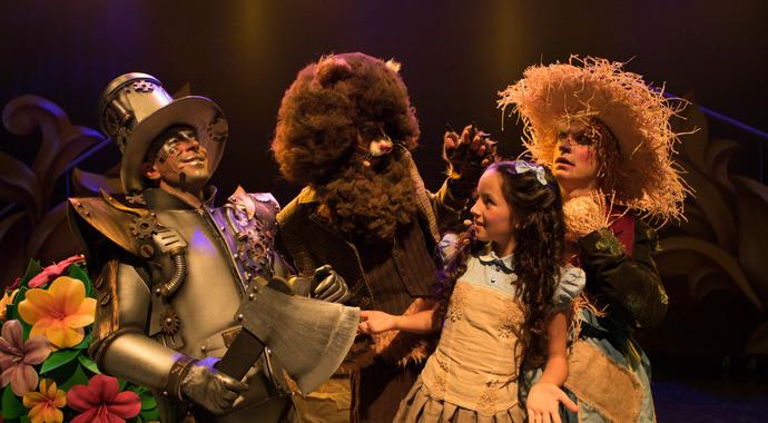 Стиль жизни: Популярный цирковой мюзикл «Изумрудный город» пройдет в Вегас Сити Холле  – фото №2