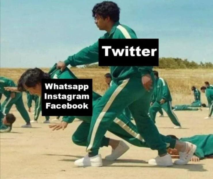 Новости: Наташа, Марк все уронил: шутки и мемы про глобальный сбой в работе Facebook, WhatsApp и Instagram  – фото №15