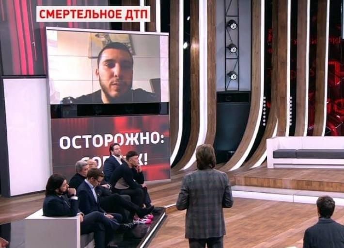 Рустам рассказал о том, как вез Собчак в аэропорт