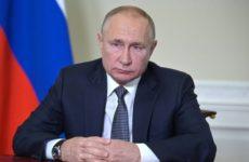 Владимир Путин одобрил выходные с 30 октября по 7 ноября