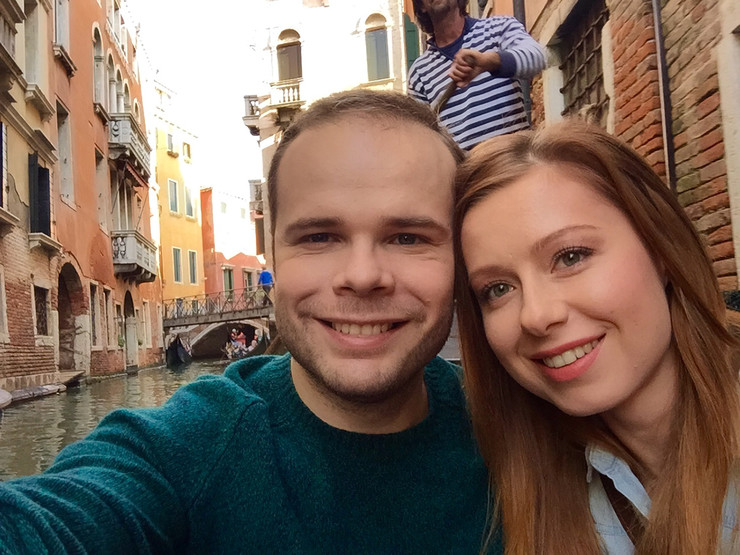 Супруг поддержал Юлию в тяжелый период