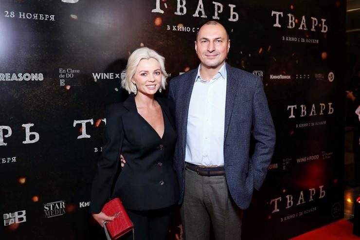 Елена Николаева и Игорь Вдовин