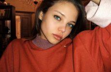 Алеся Кафельникова: «У меня безумно красивый ребенок»