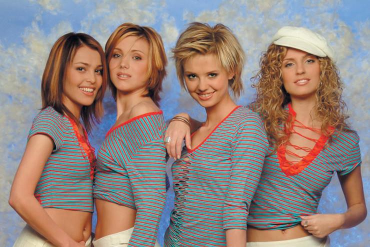 В таком составе «Фабрика» просуществовала лишь до 2003-го: после Алалыкина покинула группу
