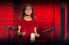 Пелагея узнала «девочку со стаканчиком» из детского «Голоса» восемь лет спустя