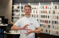 Samsung проконсультирует неслышащих клиентов на жестовом языке