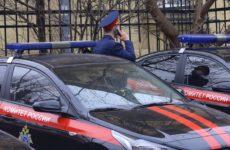 Подростка, стрелявшего у московской школы, задержали