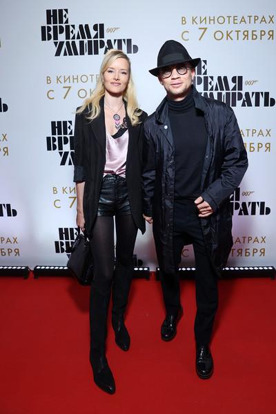 Дмитрий Хрусталев и Мария Гончарук