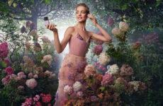 Новая рекламная кампания Samsung c Натальей Водяновой объединила технологии и красоту
