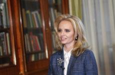 Старшая дочь Владимира Путина, занимающая высокий пост в Минздраве, прочитала доклад на форуме – фото