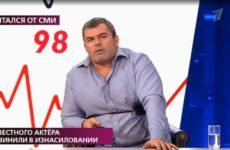 Актера сериала «Солдаты» Георгия Тесля-Герасимова обвинили в изнасиловании