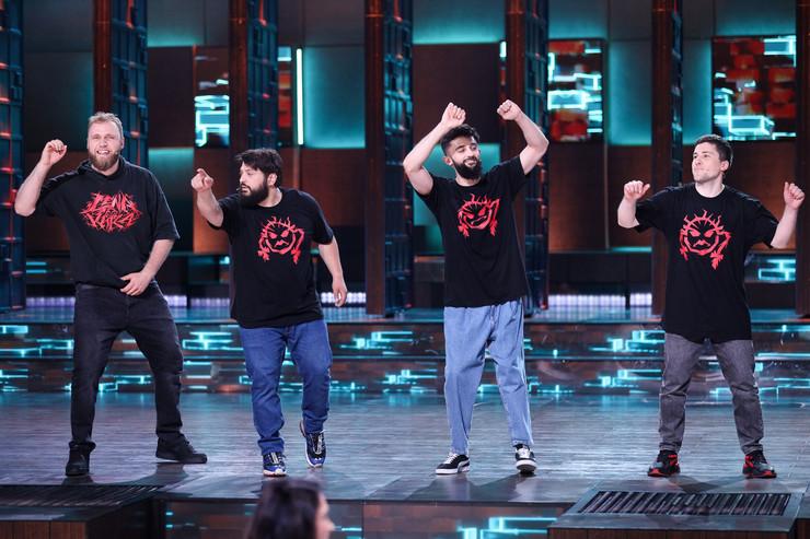 В шоу участвуют и звезды «ЧБД»