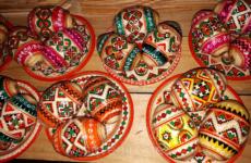 Пасхальные украшения для вашего стола