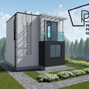 Проектирование домов по технологии PPH в Минске