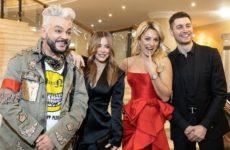 Округлившаяся Буланова, похудевший на спор Пригожин, сексуальная Лорак: гала-ужин премии «Виктория»