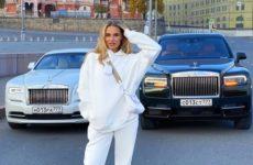 Мрамор и хрусталь: певица Ханна показала строительство роскошного особняка