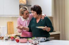 Ольга Бузова – маме: «Как так получилось, что я не умею готовить?»