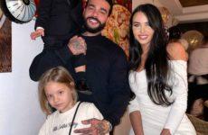 Идеальная семья! Тимати и Настя Решетова вместе отметили двухлетие сына